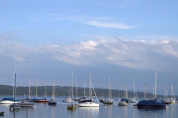 Ammersee // Lake Ammer bavaria, fivelakes Ammersee